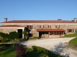 Casa San Ginés, Cruces (Loño yakınında)