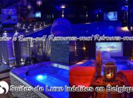 El silenci'ô suites de luxe & Piscine