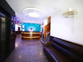 OPO Hotel Metro Tower Delhi Airport