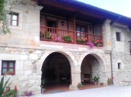 La Posada de Maria, Villanueva de la Peña (Herrera de Ibio yakınında)