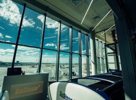 GoSleep Capsule Hotel Sheremetyevo airport Terminal E