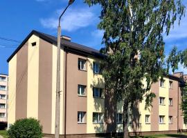 Mājīgs dzīvoklis Salacgrīvā