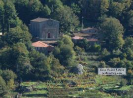 Casa Santo Estevo, Santo Estevo de Ribas de Mino (Argozón yakınında)