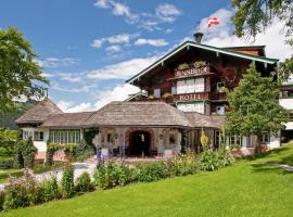 Tennerhof Gourmet & Spa de Charme Hotel, Кицбюэль