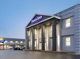 Days Inn by Wyndham Saint John