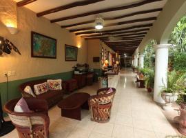 Casa Quetzal Boutique Hotel, Valladolid