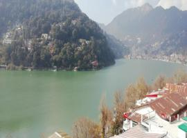 Goroomgo Naini Lake View Mall Road Nainital