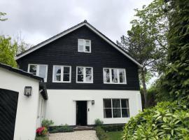 Villa close to the beach, Zandvoort