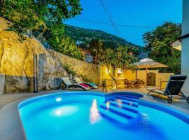 Sustjepan Villa Sleeps 4 Pool Air Con WiFi