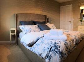 Immaculate serviced apartment