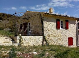 Maison de Campagne, Provence, La Rochegiron/Banon