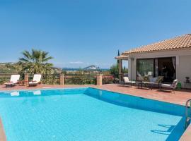 Limni Keriou Villa Sleeps 6 Pool Air Con WiFi