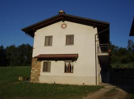La Pepanella, Magnano (Zimone yakınında)