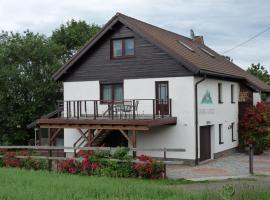 Fewo an der Teufelskanzel, Annaberg-Buchholz (Schlettau yakınında)