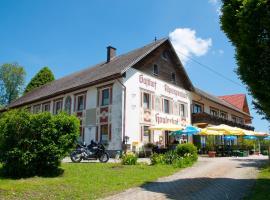 Gasthof Koglerhof, Ternberg (Unterdambach yakınında)