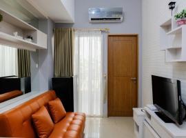 Elegant 2BR at The Nest Puri Apartment By Travelio