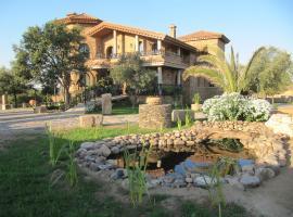 Villa Cardadorum, Ahigal (рядом с городом Guijo de Granadilla)