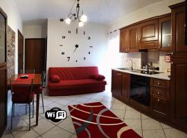Camera e cucina