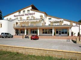 Sporthotel Patriot, Úštěk (Stvolínky yakınında)