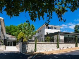 Le Cottage de Clairefontaine - CHC, Шонас-л'Амбаллан (рядом с городом Cheyssieu)