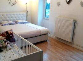 Logement spacieux de 100 m2 à Strasbourg