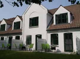 Hotel Nygaard Læsø, Byrum