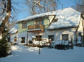Chalupa Horní Lánov, Dolni Dvur (Horní Lánov yakınında)