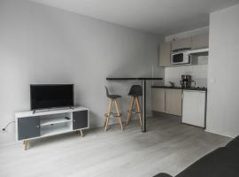 HostnFly apartments - Splendid studio near the wood of Vincennes