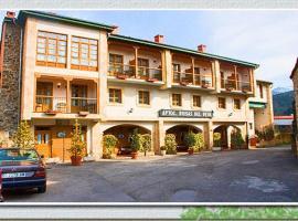 Apartamentos Brisas del Deva, Potes (Mieses yakınında)