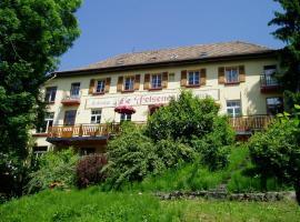 Chambres d'Hôtes Le Felseneck, Ferrette (рядом с городом Raedersdorf)