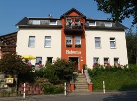 Pension Helvetia, Bad Elster (Adorf yakınında)
