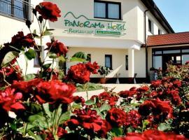 Panorama Hotel am Frankenstein, Witzelroda (Bad Salzungen yakınında)