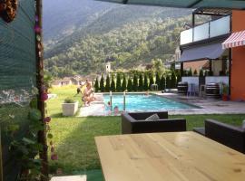 Residenza Onirica, Lodano (Giumaglio yakınında)