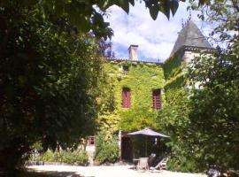 La Cure du Maine Charles, Birac (рядом с городом Jurignac)