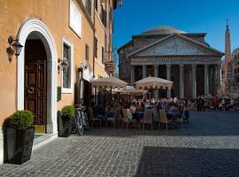 Hotel Sole Al Pantheon