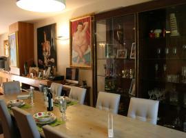 Chianti garden private house