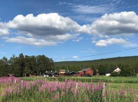 Roste Hyttetun og Camping