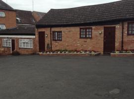 The Black Horse Inn, Warwick