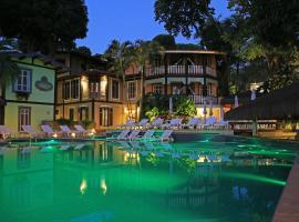 Porto Pacuíba Hotel, Ilhabela