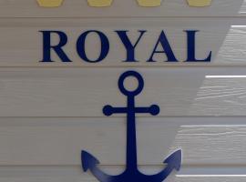 Floating House Marina Royal