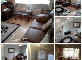Charming house/Shannon airport/35 min cliffs Moher & The Wild Atlantic Way