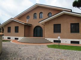 Villa Smeraldo Roma