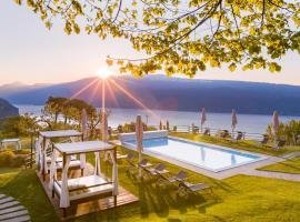Romantikhotel - Boutique Hotel Villa Sostaga