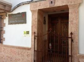 Casa Rural El Rincon del Infante, Villa de Don Fadrique (La Puebla de Almoradiel yakınında)