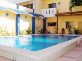 Hotel Bahia, San Patricio Melaque