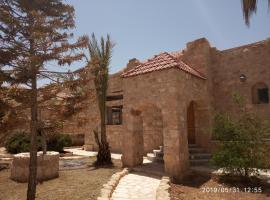 Nabateans Kingdom Villa