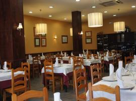 Hostal Restaurante Alarico, Allariz