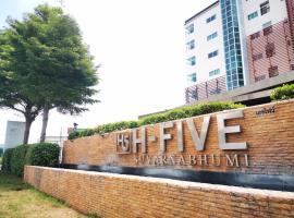 H-Five Suvarnabhumi Hotel