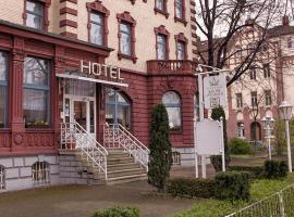 Hotel Krone, Arnstadt (Ichtershausen yakınında)