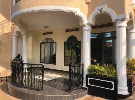 卢旺达基加利小别墅